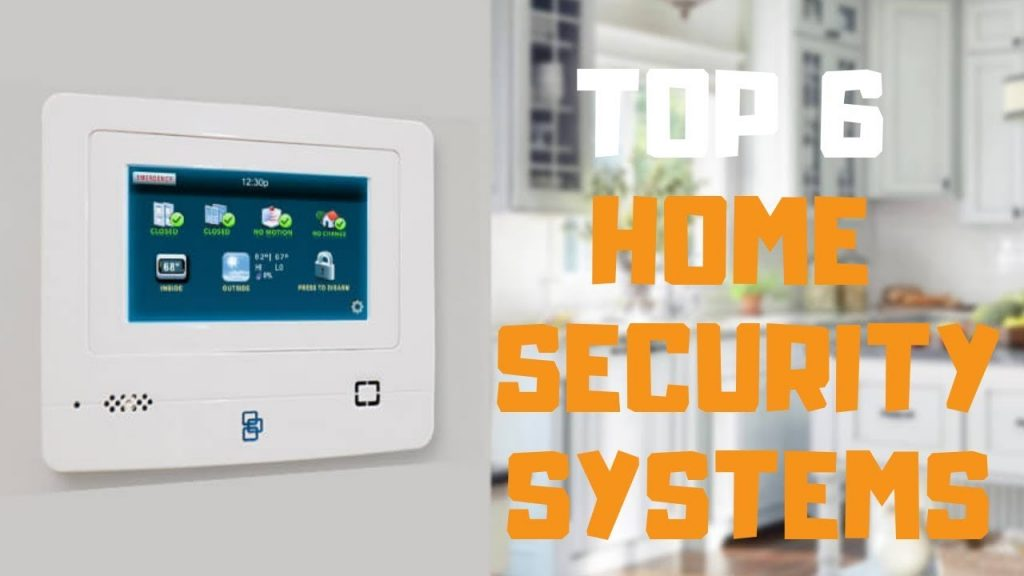 The Basic Components of Home Alarm Systems